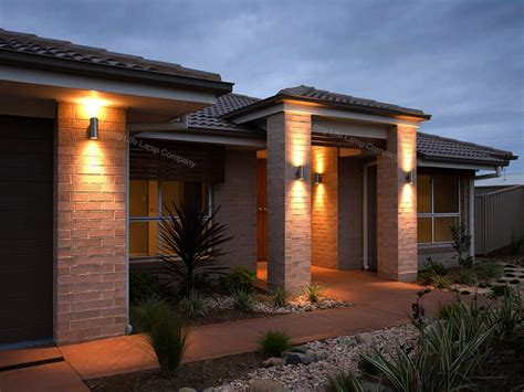 Up Down Lights Exterior  Lighting Ideas