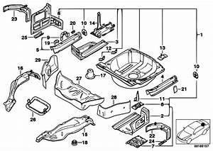 Original Parts For E46 320ci M54 Coupe    Bodywork