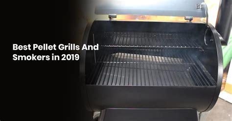 pellet grills smokers