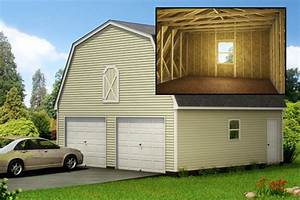 custom building package kits two car garages With 2 car garage kits prices