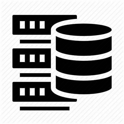 Server Data Hosting Icon Database Servers Icons