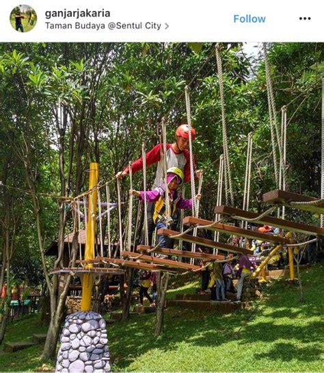 taman budaya sentul kids holiday spots liburan anak