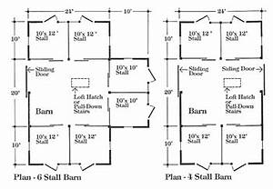 barn plans stablewise gallery With 6 stall horse barn cost