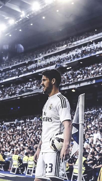 Madrid Isco Futbol Rip Fondos Dip Pantalla