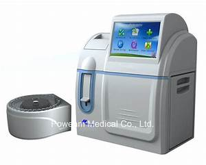 China Hospital Lab K Na Cl Co2 Ise Electrolyte Analyzer