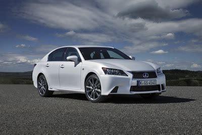 Modifikasi Lexus Gs by Introducing Lexus Gs 450h F Sport Otomotif