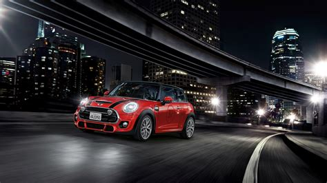 2014 Mini Cooper S F56 Wallpaper