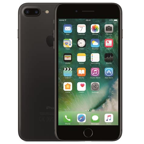 Iphone 7 Or Smartphone Apple Iphone 7 Plus 32 Gb Mnqm2et A