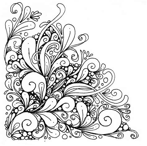 awesome flower mandala coloring pages gallery printable