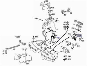Mercedes Benz E320 Fuel Pump Location