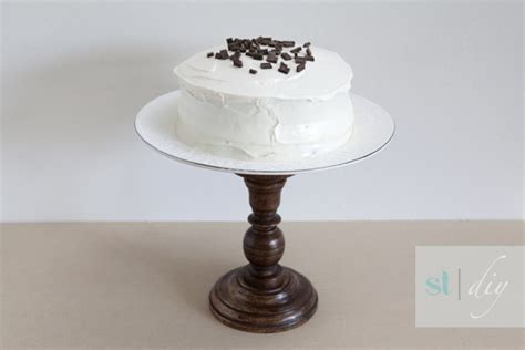 Diy Interchangeable And Removable Cake Stand Diy Wedding Table Decorations Uk Simple Home Decor Projects Bed Frame With Storage Drawers Shabby Chic Bathroom Ideas Wire Mesh Bender Valentine S Day Gifts For My Boyfriend Rust Removal Car Best Spray Tan Australia