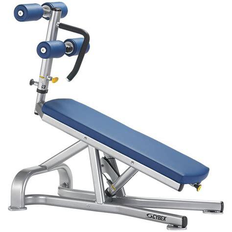 Cybex Free Weights Bent Leg  Ee  Abdominal Ee   Board