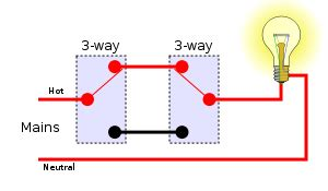 12 Volt 3 Way Switch Light Wiring Diagram by Multiway Switching