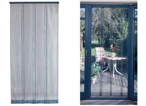 rideau de porte moustiquaire mosquito 100 x 220 cm jardideco