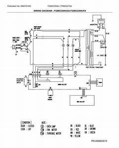 Microwave Wiring Diagram