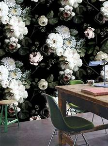 Tapete Blumen Modern : die 25 besten ideen zu blumentapete auf pinterest blume iphone bildschirmhintergrund ~ Eleganceandgraceweddings.com Haus und Dekorationen