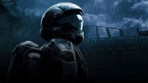 Thunder And Rain With Odst Sad Piano 8 Hours Sleep And
