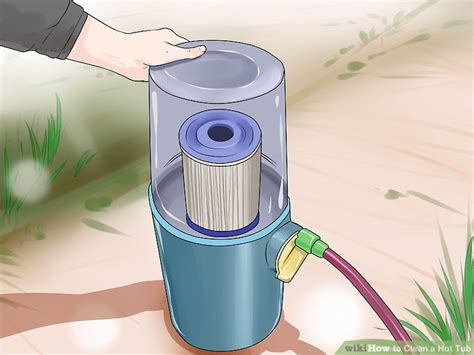 how to make tub water clear how to clean a tub 15 steps with pictures wikihow