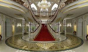 Doha Mansion 1, Qatar - Traditional - Entry - Other - by