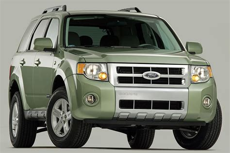 ford escape transmission problems overview