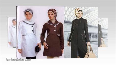 tren model baju kerja muslim wanita terbaru youtube