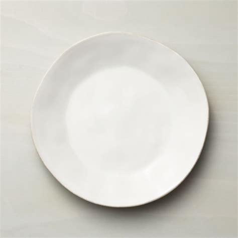 marin white dinner plate in dinner plates reviews
