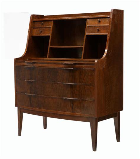 secretaire moderne bureau mid century modern bureau magnificent