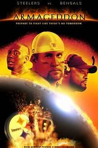 Steelers    Armageddon Poster