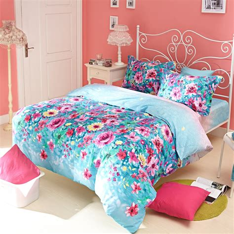 pink and blue bedding sets pink blue gilrs pastroal