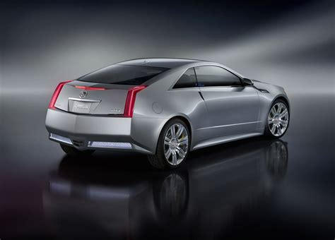 Cadillac Cts Coupe Concept by 2008 Cadillac Cts Coupe Concept Review Supercars Net