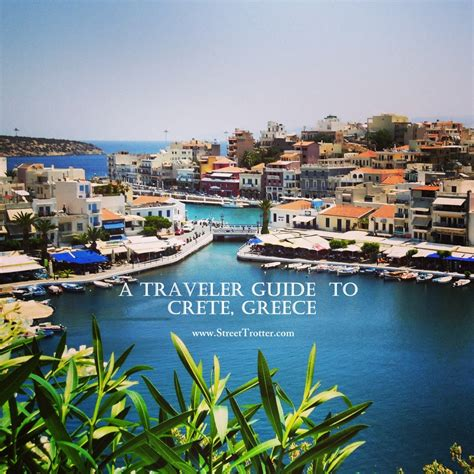 A Student Guide To Crete Greece Budget Travel
