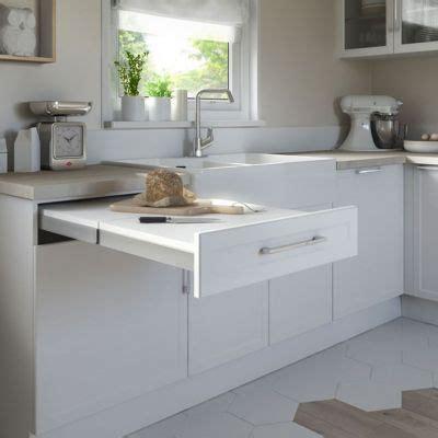 poubelle placard cuisine kit tiroir plan de travail topflex castorama