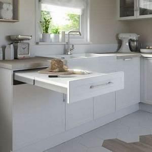 Tiroir De Cuisine : kit tiroir plan de travail topflex castorama ~ Teatrodelosmanantiales.com Idées de Décoration