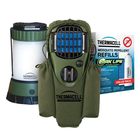 Thermacell Mosquito Repellent Patio Lantern Refills by Cambridge Mosquito Repeller Lantern Thermacell