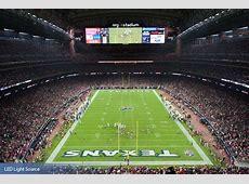 NRG Stadium Houston, Texas, USA LED Light Source