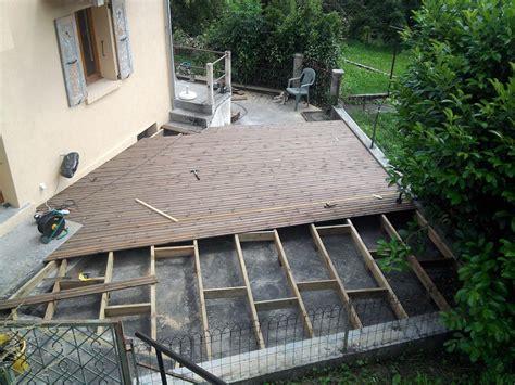 terrasse bois exterieur