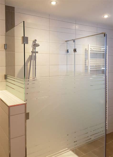 badewannenanschluss aus glas massgerfertigt meitinger