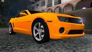Chevrolet Camaro Ss 2010 Para Gta Vice City