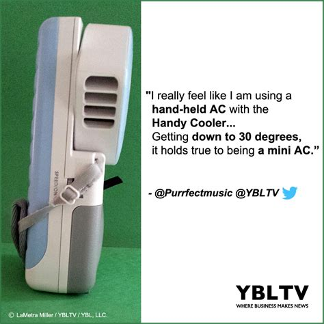 fans that feel like air conditioners handy cooler bargain on a hand held air conditioner