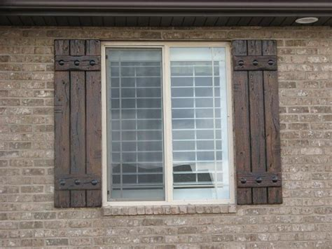 Homemade Shutters Designs Photos Pinterest  Yahoo Image