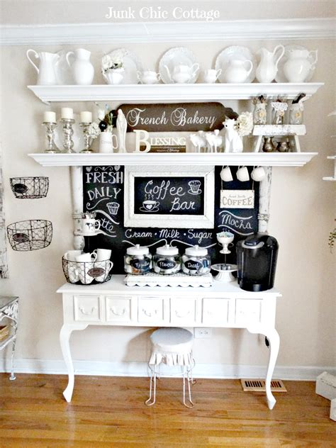 Looking for ideas for your next home coffee bar? 30 Charming DIY Coffee Station Ideas for All Coffee Lovers   Homelovr