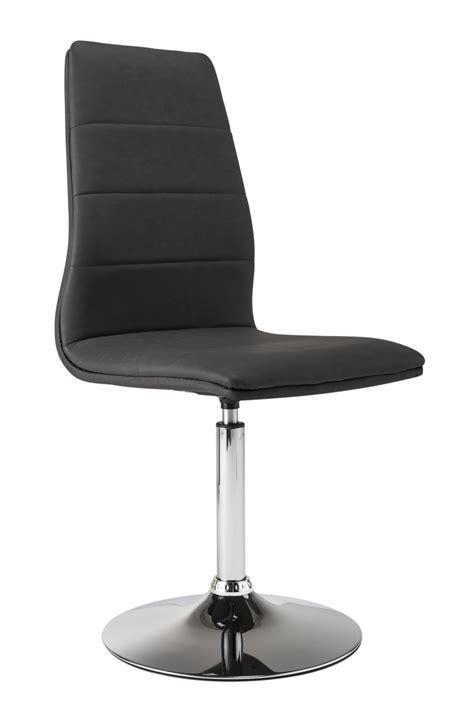 chaise noir pas cher chaise salle manger pas cher