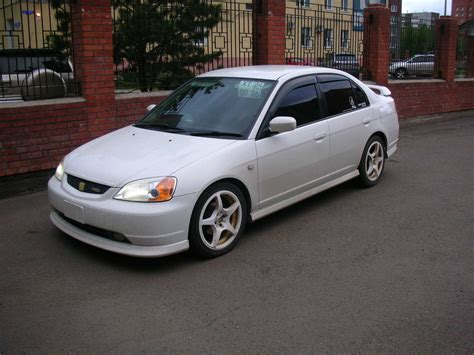 Honda Civic 2002 Modifikasi by 2002 Honda Civic Ferio Pictures 1800cc Gasoline Ff