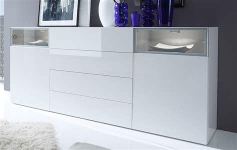 Wunderbar Hoffner Sideboard Ideen by Kommode Weiss Glanz Wunderbar Design Wohnzimmer Wei 223
