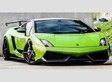 Neon Green Lamborghini Gallardo Superleggera 10 Best Autos