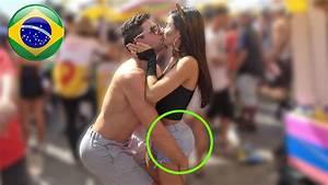 Kissing Prank Brazil Part 1