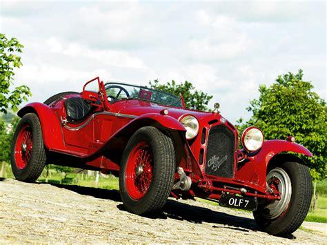 Alfa Romeo 8c 2300 Spider Corto 1932