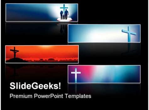 cross faith religion powerpoint templates  powerpoint