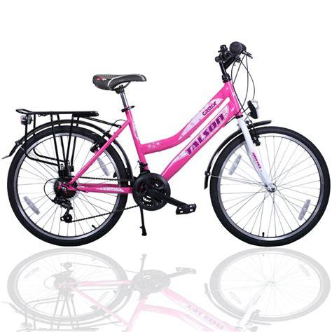 fahrrad kinder 24 zoll 24 zoll kinderfahrrad 21 24 quot kinder fahrrad pink weiss mit beleuchtung 610c ebay
