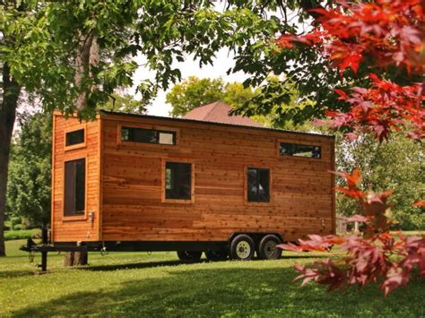 living in a tiny house tiny house living hgtv